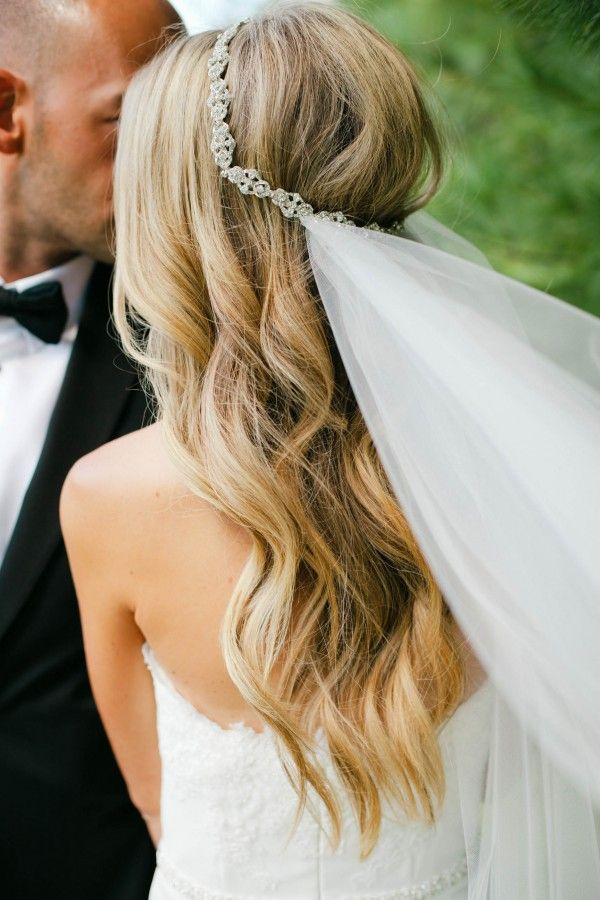 Bridal hairstyle - veils - Hair I Come
