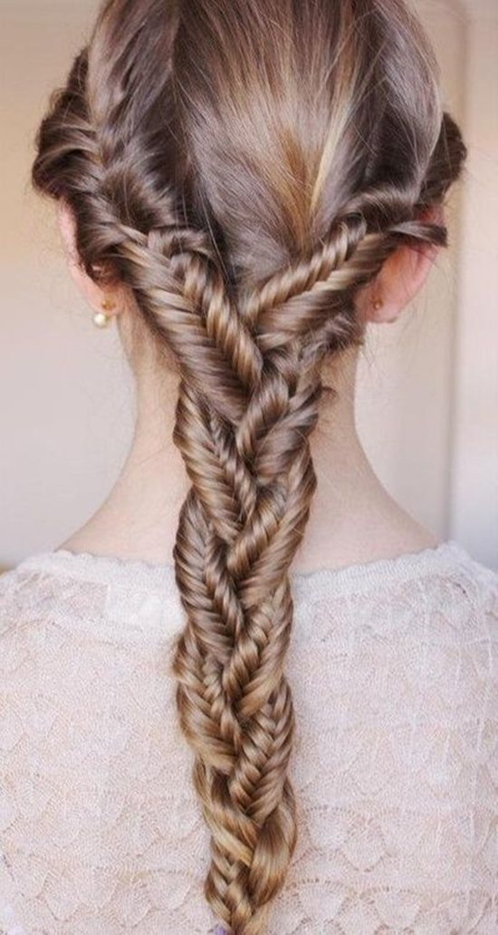 bridal braid hairstyle trends
